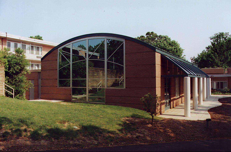 Brooks Howell Pool Exterior 2