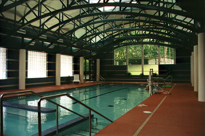 Brookes Howell Pool Interior Shot