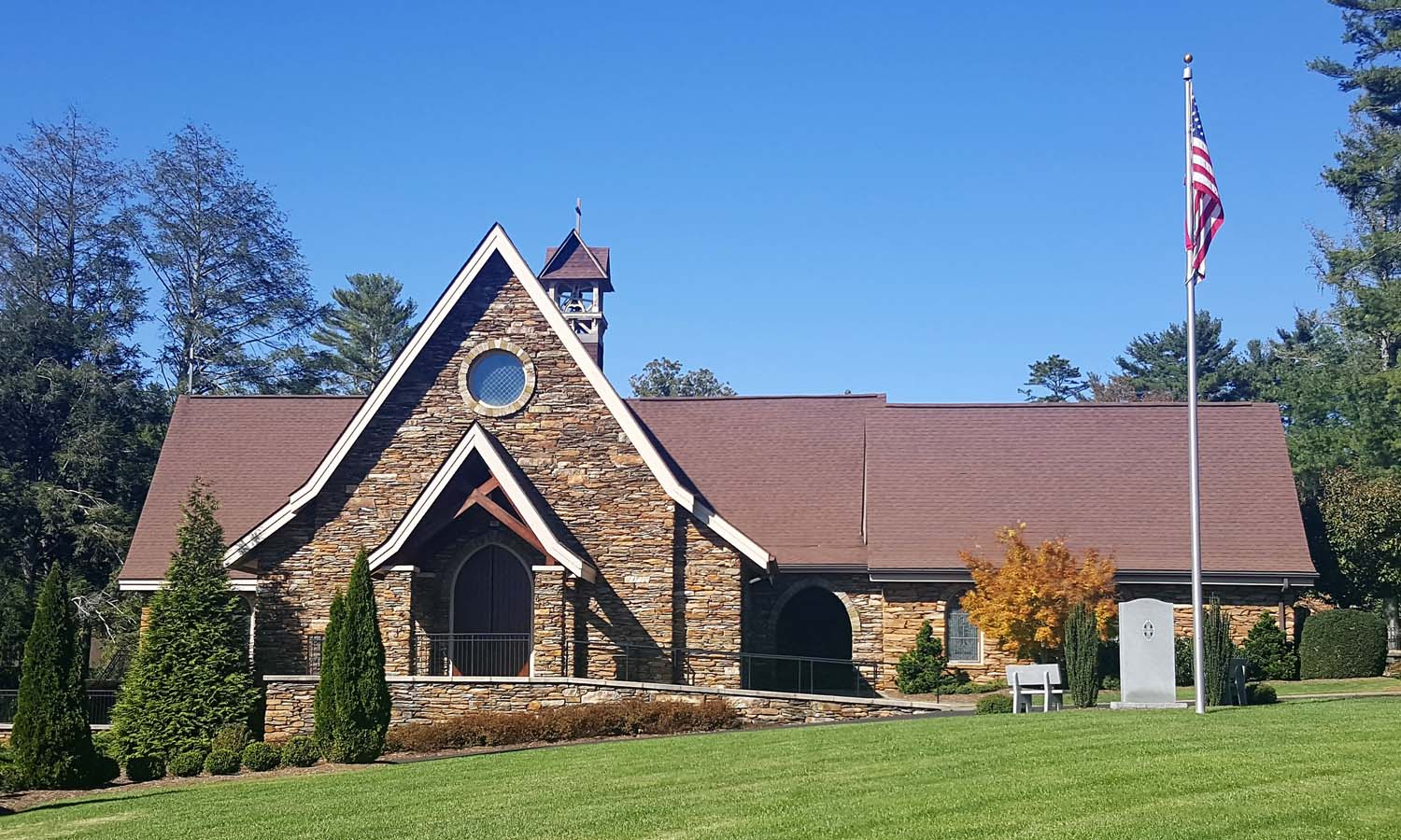St. Joseph's Chapel at Christ School