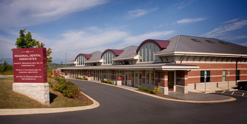 Regional Dental Associates by Carleton Collins AIA